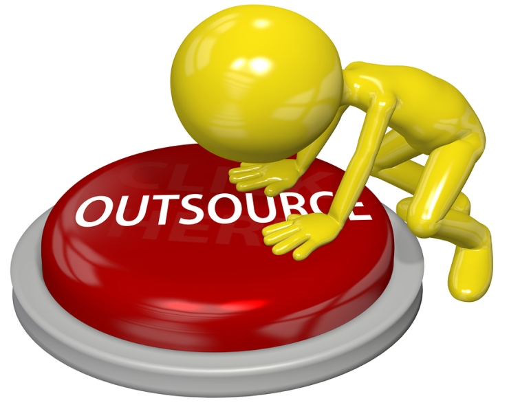 You should be outsourcing!